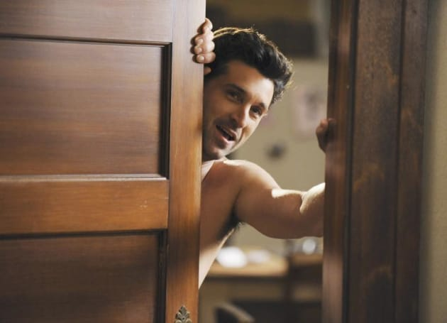 Mc dreamy naked