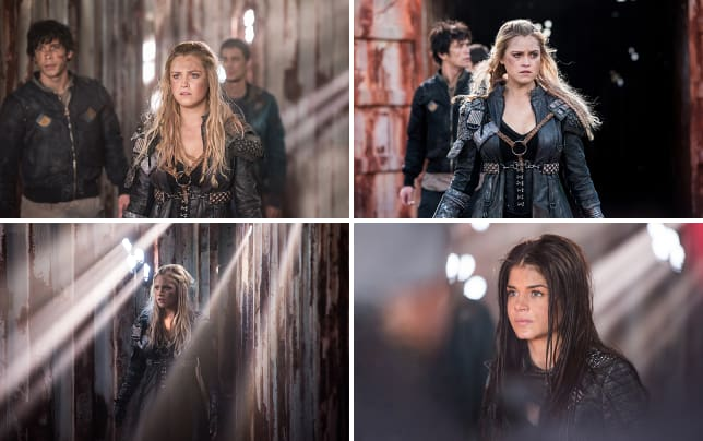 Looking for luna the 100 season 3 episode 13