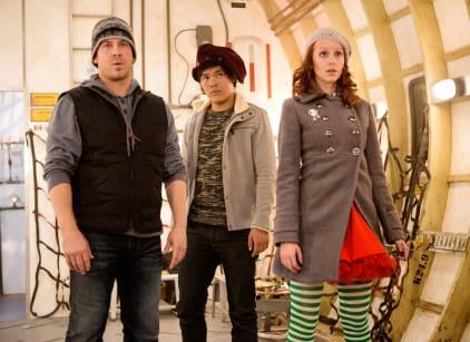 Watch The Librarians Season 1 Episode 4 Online