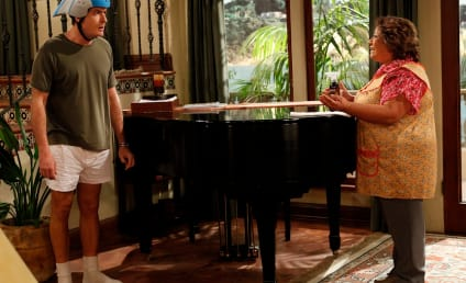 "Two and a Half Men Review: ""A Good Time in Central Africa"""