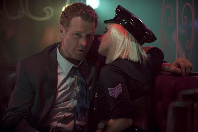 Amanda Kills Frank Stevens