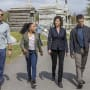 Funeral Procession - NCIS: New Orleans