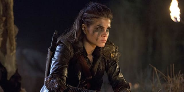 Octavia blake the 100 season 2 episode 15