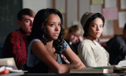 Katerina Graham on The Vampire Diaries: You Just Have to Watch!