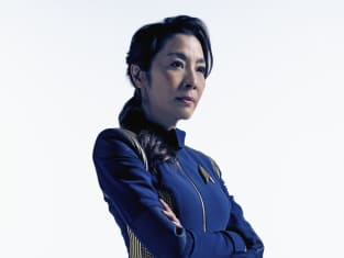 Michelle Yeoh as Captain Philippa Georgiou - Star Trek: Discovery