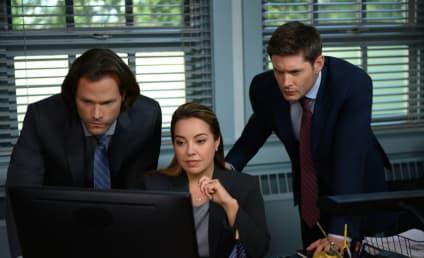 Supernatural Final Season Gets October Return Date at The CW