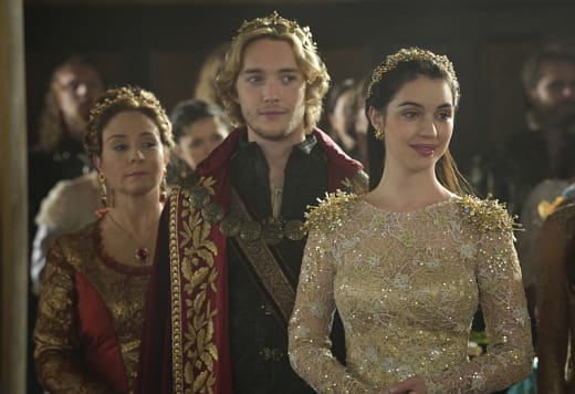 Please Mary - Reign Season 2 Episode 5