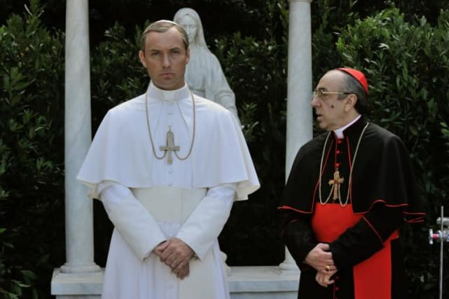Consultations the young pope season 1 episode 3