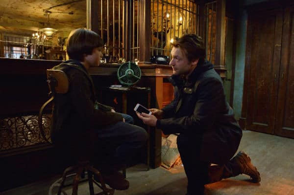 Zach and Eph have a heart to heart - The Strain Season 1 Episode 10