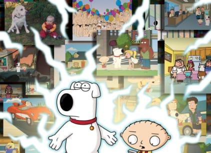 Watch Family Guy Season 8 Episode 1 Online