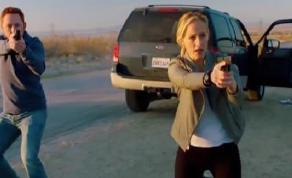 NCIS LA Promo: Seeing Red, Again