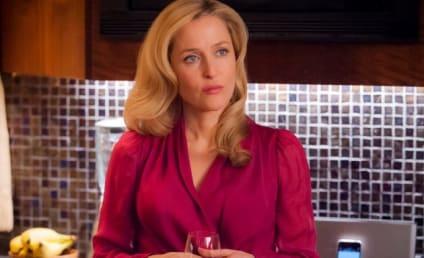 Gillian Anderson Promoted to Series Regular on Hannibal Season 3