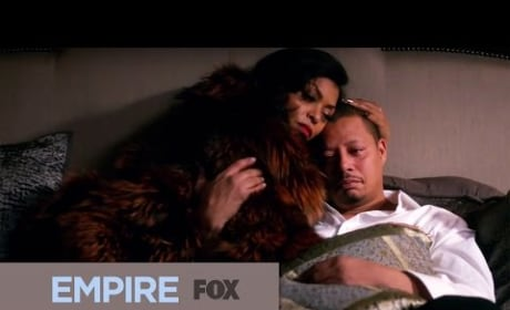 Empire Preview: Death Threats and...Cuddling?!