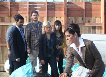 Watch Parks and Recreation Season 3 Episode 12 Online