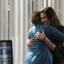Brennan Congratulates Angela - Bones Season 12 Episode 11