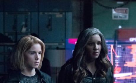 Making Plans - Arrow Season 7 Episode 18