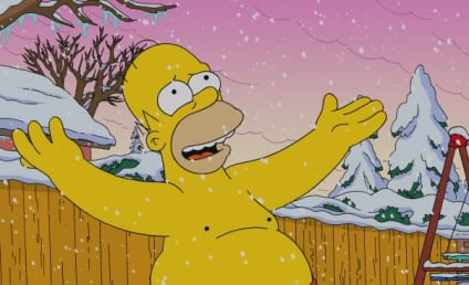 The Simpsons Review: Nuclear Winter White