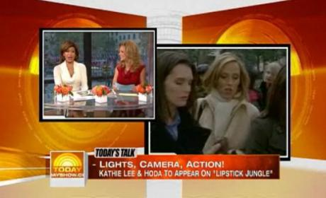 Hoda Kotb and Kathie Lee Discuss Their Appearance