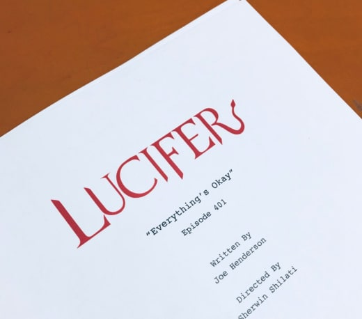 lucifer script