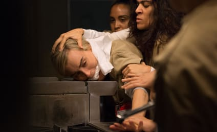 Orange is the New Black Season 4 Photos: War is Brewing!