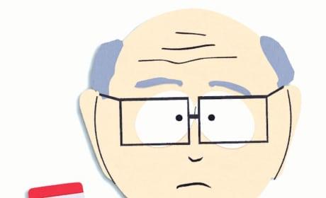 Mr. Garrison Picture