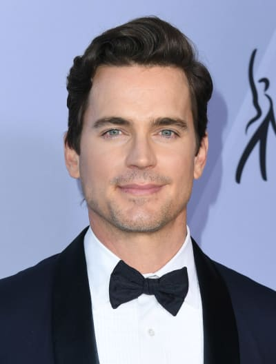 Matt Bomer Attends Event
