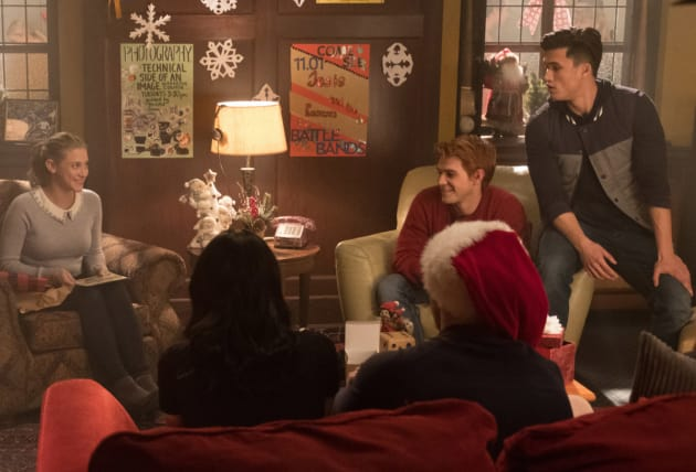 The Best Gift - Riverdale Season 2 Episode 9