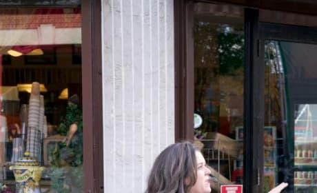 Rosie O'Donnell on SMILF Season 1 Episode 1
