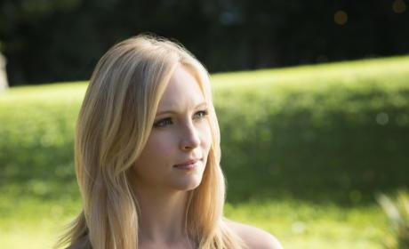 Beautiful Caroline Forbes