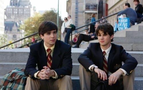 Eric and Jonathan