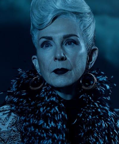 Frances Conroy as Belle Noir - American Horror Story