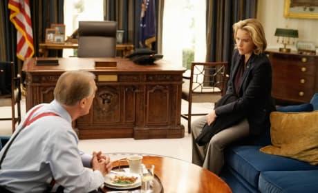 In The President's Office - Madam Secretary Season 5 Episode 8