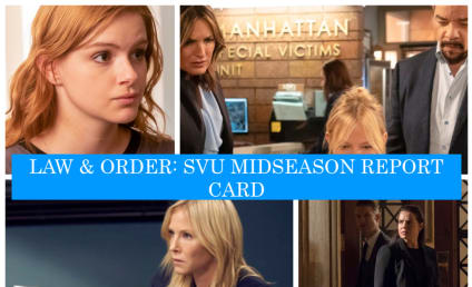 Law & Order: SVU Season 21 Midseason Report Card: A New DA, Riveting Cases, And More!