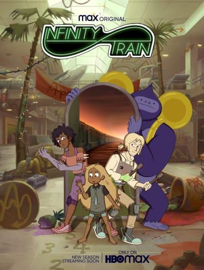 Infinity Train Season 3 poster