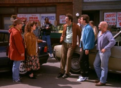 Watch Seinfeld Season 3 Episode 22 Online