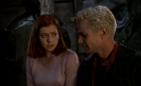 Spike Breaks Down - Buffy the Vampire Slayer