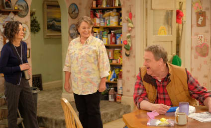 Roseanne Canceled at ABC Following Barr's Racist Tweet