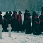 A Snowy Gathering - The Handmaid's Tale