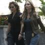 Harlee and Tess - Shades of Blue Season 2 Episode 2
