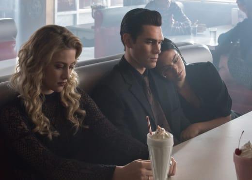All Black - Riverdale Season 3 Episode 4