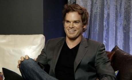 Michael C. Hall Interview