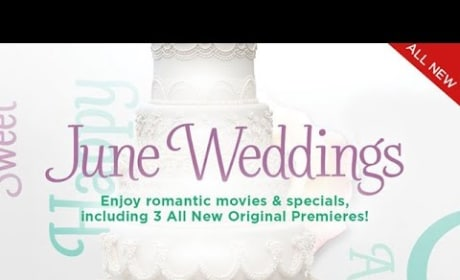 Hallmark Channel: Celebrate June Weddings!