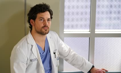 Grey's Anatomy Showrunner Talks DeLuca's Devastating Diagnosis