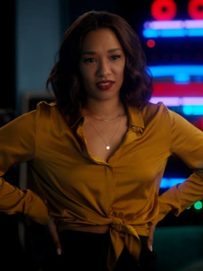 Iris West - The Flash Season 7 Episode 13