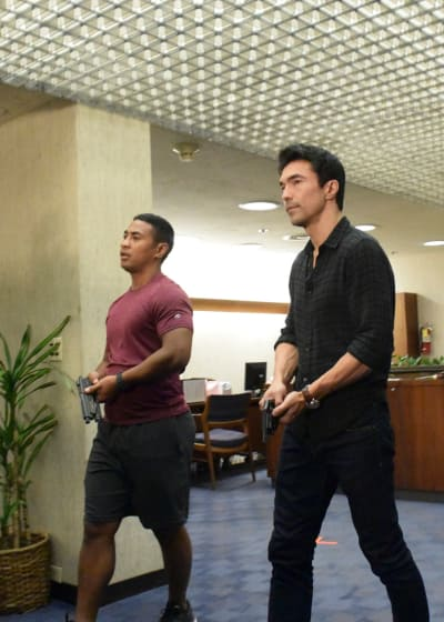 Unexpected Support - Hawaii Five-0 Season 8 Episode 7