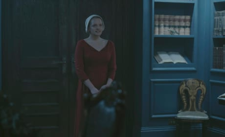 Hey There - The Handmaid's Tale Season 1 Episode 9