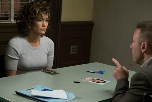 Verco Tries to Turn Harlee - Shades of Blue Season 2 Episode 13