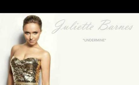 Hayden Panettiere ft. Charles Esten - Undermine