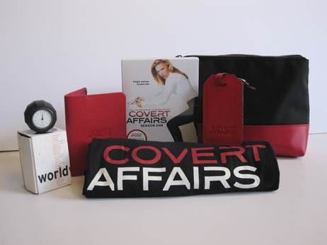 Covert Affairs Package