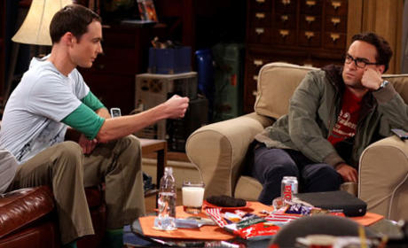 Sheldon's New Rules